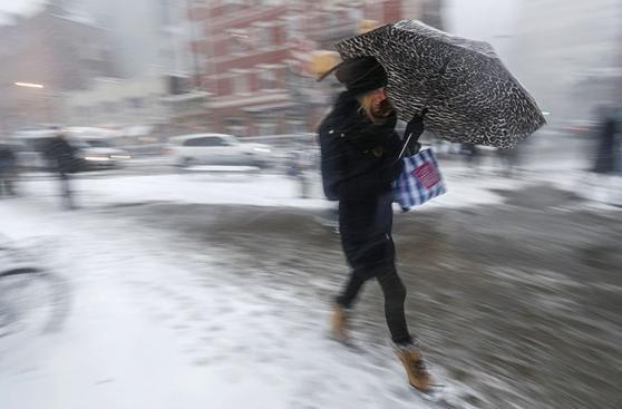 EE.UU.: Las consecuencias tras el fuerte temporal de nieve
