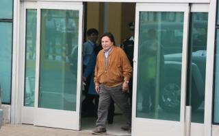 """Alejandro Toledo vendrá al Perú """"cuando lo cite el fiscal"""""""