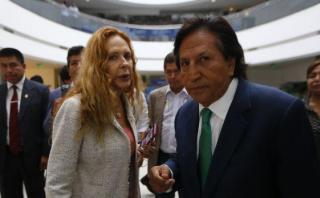 ¿Quién es quién en el caso Alejandro Toledo?