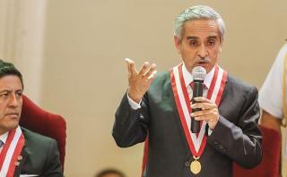 """Rodríguez: """"No hay ningún tipo de presión en proceso de Toledo"""""""