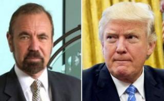 """Amigo de Trump: """"Si sigue en un camino malo, habrá impeachment"""""""