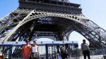 La Torre Eiffel estará blindada con un muro antibalas - Noticias de barrera torres