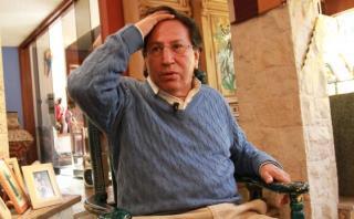 Toledo evaluaría retorno al Perú cuando se resuelva apelación