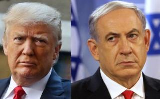 """Trump: Expansión de colonias israelíes """"no es buena para paz"""""""