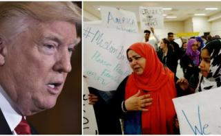 Cifras para entender a quiénes afecta veto migratorio de Trump