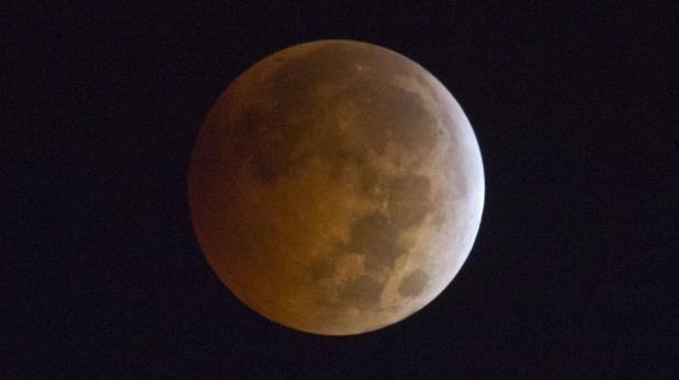 Eclipse de luna llena este 11 de febrero