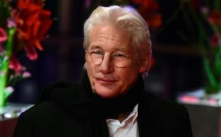 Richard Gere critica a Donald Trump desde la Berlinale