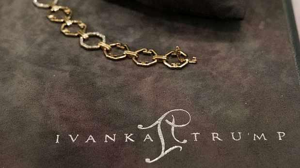 Ivanka Trump quiere patentar Ivanka como marca mundial