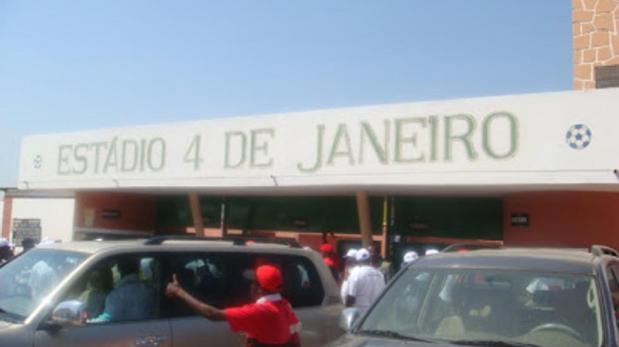 Mueren 17 por 'estampida' en estadio de Angola