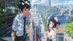 """""""Your name"""": el nuevo fenómeno del anime japonés - Noticias de momentos históricos"""