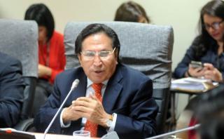 Congreso retira beneficios al ex presidente Alejandro Toledo