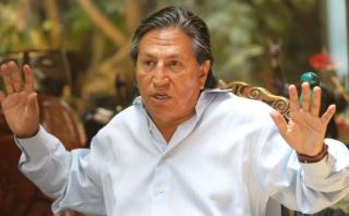 Mininter: alerta por Toledo no se difunde en web de Interpol