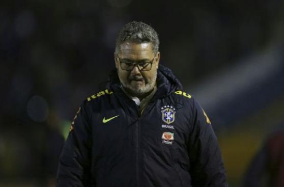 """Brasil no clasificó al Mundial Sub-20: """"Es un momento de luto"""""""