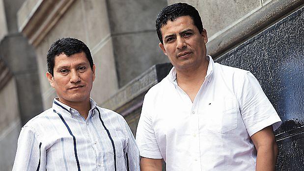 'René' y 'Bica' trabajaron más de seis años juntos en el Alto Huallaga. (Foto: Dante Piaggio)