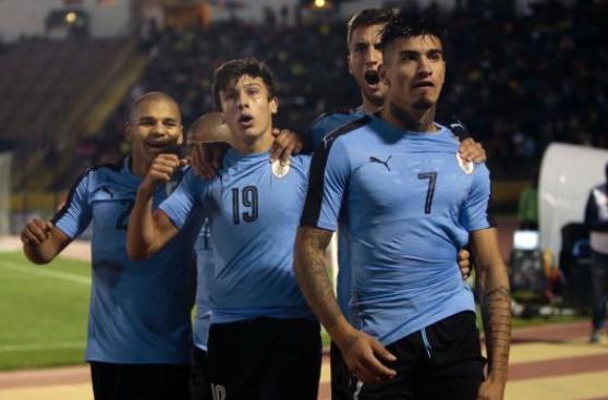 ¡Uruguay campeón del Sudamericano Sub-20! Ganó 2-1 a Ecuador
