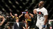 UFC 208: Anderson Silva derrotó a Derek Brunson por decisión