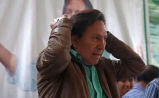 Alejandro Toledo no tiene orden de captura fuera del Perú