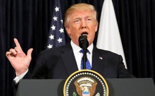 """Trump: """"Redadas contra indocumentados mantienen mi promesa"""""""