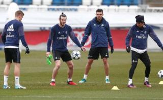 Real Madrid: Gareth Bale volvió a entrenar junto al plantel