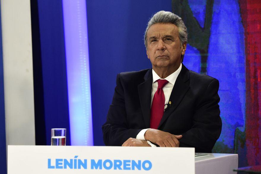 Ecuadorean presidential candidate for the
