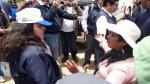 Las Bambas: comisión del Ejecutivo llega para retomar diálogo - Noticias de ruben trujillo