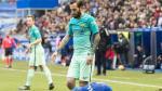 Barcelona: Aleix Vidal será baja hasta final de temporada - Noticias de aleix martinez