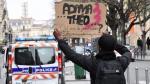 Francia detiene a decenas en protestas contra la Policía - Noticias de paris