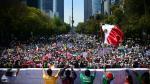 """""""Vibra México"""": Así se vivió la protesta contra Trump [FOTOS] - Noticias de enrique rojas"""