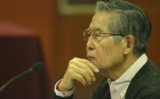 Alberto Fujimori retorna al penal de Barbadillo tras 14 días