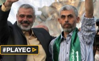 Hamas elige como jefe en Gaza a dirigente de línea dura