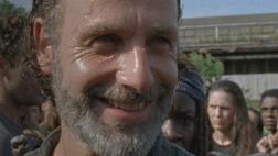 """""""The Walking Dead"""": productores explican la sonrisa de Rick"""