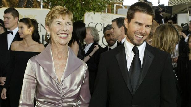 Fallece la madre de Tom Cruise a los 80 años