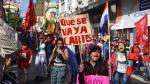Campesinos de Paraguay piden renuncia de presidente Cartes - Noticias de protesta nacional