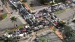 Facebook: así puede llegar a ser el tráfico en Sao Paulo - Noticias de tráfico vehicular