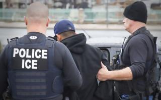 EE.UU. detuvo a 680 inmigrantes en primeras redadas de Trump