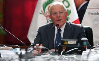 PPK declarará por caso del Gasoducto Sur Peruano el 3 de abril