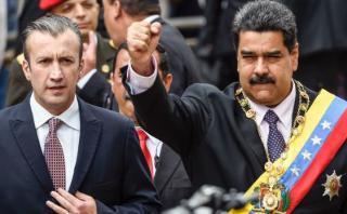 ¿Por qué EE.UU. puso en su lista de narcos a Tareck El Aissami?