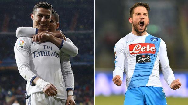 El Real Madrid encarrila su pase a cuartos ganando al Nápoles