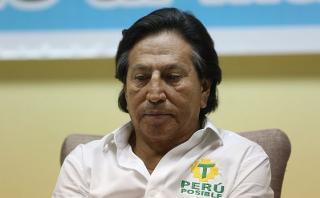 ¿Dónde está Toledo, el ex mandatario acusado de corrupción?