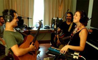 Alejandro y María Laura nos presentan en vivo su nuevo disco