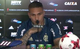 Guerrero llenó de elogios a Trauco en conferencia de prensa