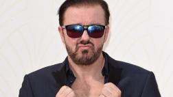 Ricky Gervais en nueva película de Netflix