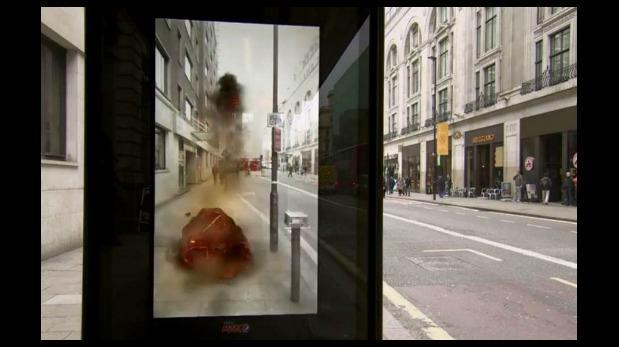Hologramas y realidad aumentada ganan espacio en publicidad