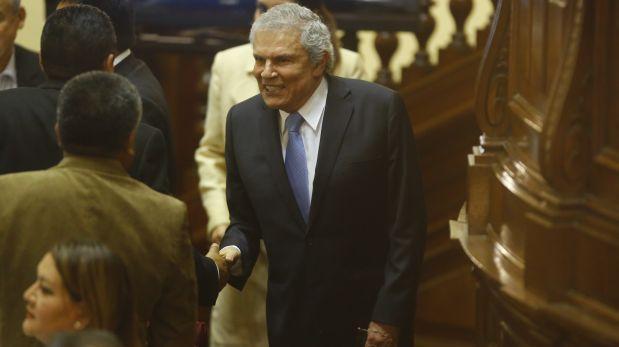 Castañeda dice que está dispuesto a ir a Comisión Lava Jato