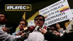 Caso Odebrecht: piden publicar lista de ecuatorianos implicados - Noticias de alcides vigo hurtado