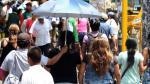 Loreto soporta sensación térmica de 42 grados por ola de calor - Noticias de mariscal ramon castilla
