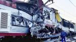 Choque de trenes en Luxemburgo deja a conductor muerto - Noticias de accidente de tren