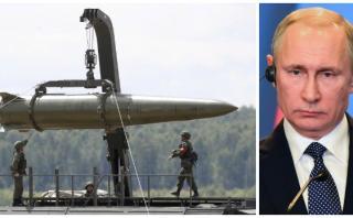 Rusia despliega un misil de crucero que viola tratado de armas