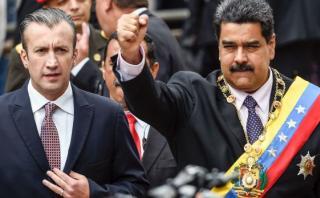 [BBC] Los otros altos cargos de Venezuela acusados por EE.UU.