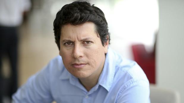 Sebastián Pimentel, crítico de cine de